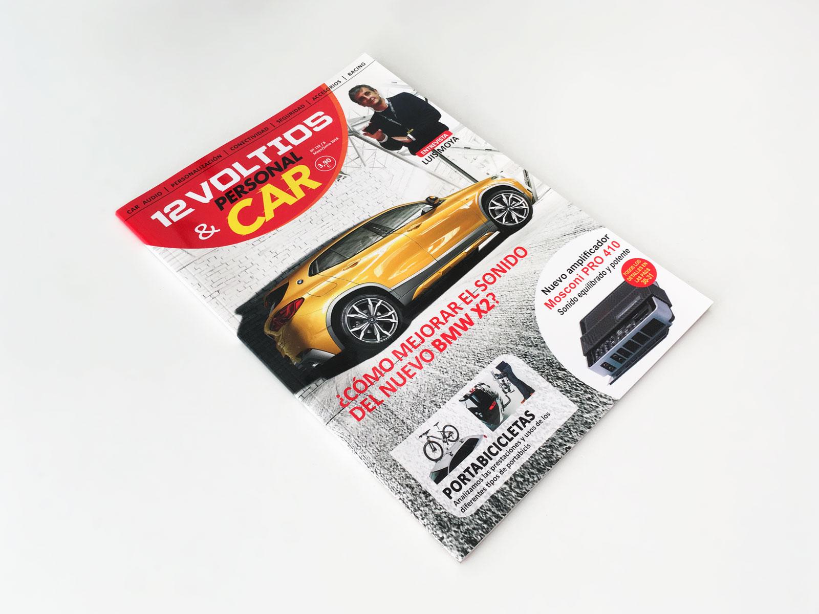 12 Voltios & Personal Car, la revista de car audio y aftermarket de alta calidad